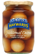 Hayward's Medium & Tangy Traditional Pickled Onions (400 g)