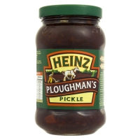 Heinz Ploughman's Pickle (320 g jar)