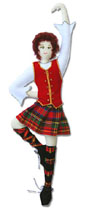 Highland Dancer