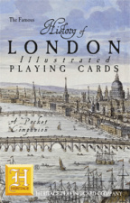 History of London playing cards