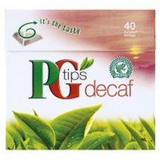 PG tips DECAF (35 bag)